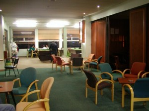 The lounge, Auckland International SeafarersCentre