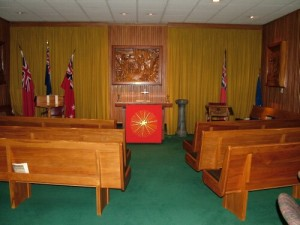 Seafarers Chapel of St Peter, Auckland International Seafarers Centre