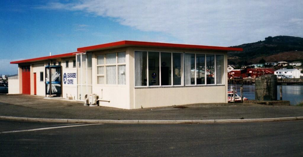 Bluff Seafarers Centre